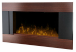 Dimplex North America DWF24-1325WN Lexi Electric Fireplace, Wall-Mount, 24-In. Firebox