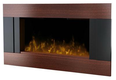 Dimplex North America, Ltd. Lexi Wall MNT Fireplace