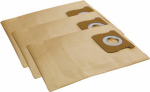 Alton Intl Enterprises Limited 19-3100 Wet/Dry Disposable Replacement Filter Bag, 3-Pk.