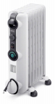 Delonghi EW7707CM Radiator Heater, Oil-Filled, 1500-Watt