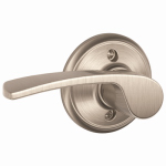 Schlage Lock F170V MER 619 LH Merano Dummy Handle, Left Handed
