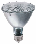 G E Lighting 63205 Flood Light Bulb, Halogen, Long Neck, Indoor, Par 30, 38-Watt