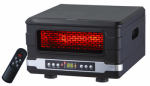 China Ningbo Cixi Imp & Exp GD9215BD1-1 Infrared Heater With Remote & Thermostat Control, 1500-Watts