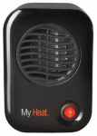 Lasko Products 100 My Heat Personal Ceramic Heater, 200-Watt