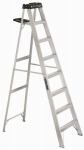 Louisville Ladder AS3008 8-Ft. Step Ladder, Aluminum, Type 1A, 300-Lb. Duty Rating