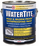 Zinsser & 270267 Latex Mold & Mildew Proof Waterproofing Paint, Gallon