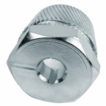 Superior Tool 05255 Tub Drain Extractor Removal Tool, 1.5-In.