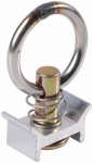 Hampton Products-Keeper 89303 O'Track Single Stud Fitting,