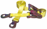 "Hampton Products-Keeper 04105 7'x2"" Auto Ratchet Tie-Down with Snap Hook"