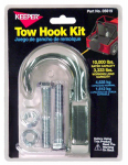 Hampton Products-Keeper 05619 Tow Hook Kit, Chrome
