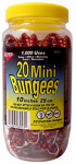 Hampton Products-Keeper 06053 Mini Bungee Cord, 10-In., 20-Pc.