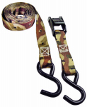 Hampton Products-Keeper 85146 Cam Buckle Tie Down, Desert Camo, 1-In. x 16-Ft.