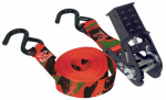 Hampton Products-Keeper 85546 Compact Ratchet Tie Down, Blaze Camo, 1-In. x 16-Ft.