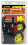 "Hampton Products-Keeper 85544 16' x 1.25"" Tape Measure Ratchet Tie-Down"