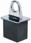 Hampton Products-Keeper 89606 Anchor Point, Chrome with Oversized Rubber Block