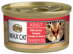 American Distribution & Mfg 35302 Cat Food, Canned, Venison, 3-oz.