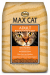 C D Ford & Sons 10072442 Max Cat Food, Dry, Chicken, Adult, 6-Lbs.