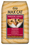 American Distribution & Mfg 10248 Cat Food, Dry, Salmon, Indoor Adult, 6-Lbs.