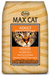 C D Ford & Sons 10072476 Max Cat Food, Dry, Chicken, Indoor Adult, 6-Lbs.
