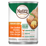 C D Ford & Sons 10059681 Natural Choice Dog Food, Canned, Chicken, Rice & Oatmeal, 12.5-oz.