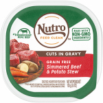 American Distribution & Mfg 11783 Dog Food, Canned, Beef & Potato, 3.5-oz.