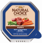 American Distribution & Mfg 11782 Dog Food, Canned, Beef & Vegetable, Puppy, 3.5-oz.