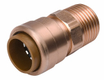 B&K 650-103HC Adapter Pipe Fitting, 1/2-In. Copper x 1/2-In. Male Thread