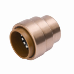 B&K 653-003HC Tube Cap Fitting, 1/2-In. Copper