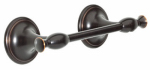 Liberty Hardware 137237 Meridian Collection Toilet Paper Holder, Oil-Rubbed Bronze