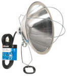 Southwire/Coleman Cable 166BIN Brooder Lamp Reflector Shade, 300-Watts, 10-In.