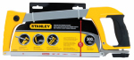 Stanley Consumer Tools STHT20140 High-Tension Hacksaw, Soft-Grip Handle, 12-In.
