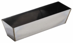Marshalltown Trowel 16395 Mud Pan, Stainless Steel, 12-In.