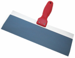 Marshalltown Trowel 18720 Pro-Style Blue Steel Drywall Taping Knife, Flexible, 8-In.