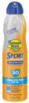 Edgewell Personal Care 13178 Sport Sun Screen, SPF30, 6-oz.