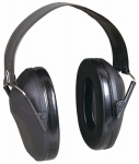 Allen 2287 Shooting Ear Muffs, Black, Folding