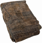 Allen 2566 Burlap Camouflage Fabric, 54-In. x 12-Ft.