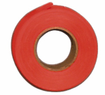 Allen 45 Flagging Tape, Fluorescent Orange, 1-In. x 150-Ft.