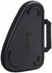 Allen 76-85 Pistol Case, Black Molded Plastic