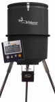 Wgi Innovations/Ba Products W225D Tri-Pod Digital Feeder, 225-Lb. Poly Barrel, 30-Gals.