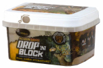 Flextone Game Calls 00007 Acorn Drop N Block Deer Attractant, 4-Lbs.