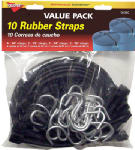Hampton Products-Keeper 06360 EPDM Rubber Strap, 10-Piece