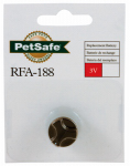 Radio Systems RFA-188 Battery Module For Dog Bark Control Collar, 3-Volt
