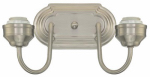 Westinghouse Lighting 6300500 Wall Light Fixture, Indoor, Brushed Nickel, 60-Watt, 6.5 x 11-In.