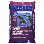 Coast Of Maine S1 CUFT Compost Cow Manure