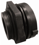 "Genova Products 38810 1"" Bulkhead Fitting"