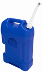 Igloo 42154 Water Container With Spout, Blue, 6-Gals.