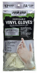 Big Time Products 13612-26 12CT Vinyl Disposible or Display Gloves
