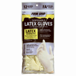 Big Time Products 13512-26 Painting Gloves, Disposable, Latex, 12-Ct.