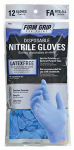 Big Time Products 13822-26 Painting Gloves, Disposable, Nitrile Rubber, 10-Ct.