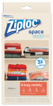 S C Johnson Wax 70405 Space Bag Variety Set, 6-Pc.